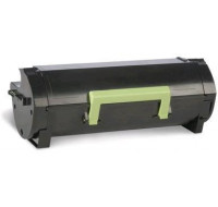 Toner laser 60F2X0E - Lexmark - Noir
