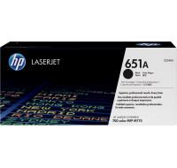 Toner laser CE340A - HP - 651A - Noir