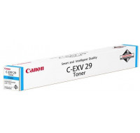 Toner laser CEXV29C - Canon - Cyan