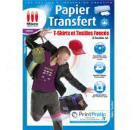 Papier transfert pour textile - MICRO APPLICATION