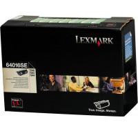 Toner laser 64016SE - Lexmark - Noir
