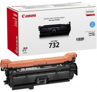 Toner laser CRG732C - Canon - Cyan