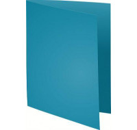 "Lot de 10 chemises Rock""s 220 24 x 32 cm - EXACOMPTA - Bleu"