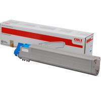 Toner laser 45536507 - Oki - Cyan