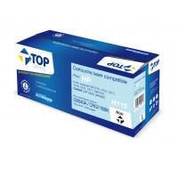 Toner compatible HP 125A (CB540A) - TOP OFFICE - Noir