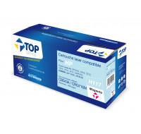 Toner compatible HP 125A (CB543A) - TOP OFFICE - Magenta