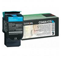 Toner Laser C540A1CG - LEXMARK - Cyan