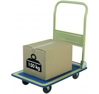 Chariot pliable Cargo - SAFETOOL - Charge 150 kilos
