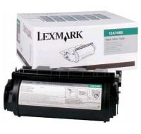 Toner laser 12A7460 - Lexmark - Noir