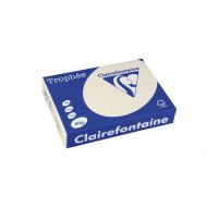 Caisse de 5 ramettes 500 feuilles A4 - CLAIREFONTAINE - 80 g - Ivoire