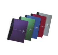 Cahier Office A4 21x29.7 cm - OXFORD - 100 pages - Ligne 7 mm