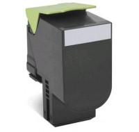 Toner laser 80C2HK0 - Lexmark - Noir - Grande Capacité