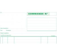 Carnet de commande dupli - 13108E - EXACOMPTA - 21 x 29,7 cm