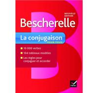 Bescherelle La conjugaison pour tous - HATIER