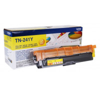 Toner TN241-Y - BROTHER - Jaune