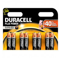 8 piles Plus Power - DURACELL - LR06