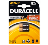 2 piles Alcaline - DURACELL - MN21
