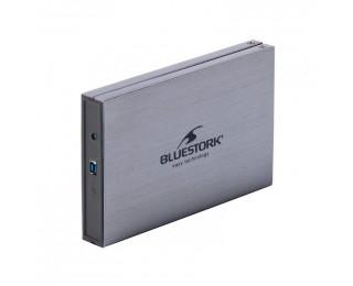 Boîtier pour disque dur externe 2'5 - BLUESTORK - USB3