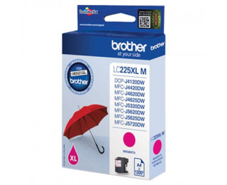 Cartouche d'encre Brother LC225XL-MBP -  magenta