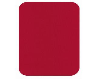 Tapis de souris économique - TOP OFFICE - Rouge