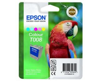 Cartouche d'encre EPSON T008 - 3 couleurs