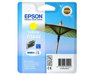 Cartouche d'encre EPSON T0444 parasol - Jaune