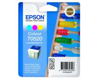 Cartouche d'encre EPSON T0520 - 3 couleurs