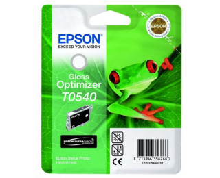 Cartouche EPSON T0540 grenouille - Gloss Optimizer
