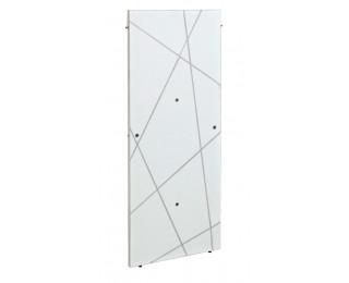Panneau de compensation pour caisson hauteur de bureau SUNDAY, largeur : 42 cm - Finition blanche