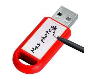 Clé USB Persokey - 4 Go - Rouge