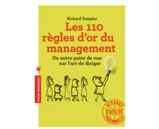 Les 110 règles d'or du management - HACHETTE
