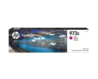 Cartouche PageWide 973X - HP - Magenta