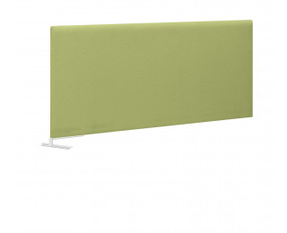 Ecran de séparation latéral XERUS - GAUTIER - 80 cm - Coloris kiwi-Tissu