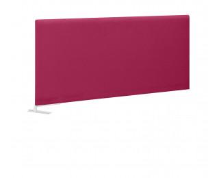 Ecran de séparation latéral XERUS - GAUTIER - 80 cm - Coloris framboise-Tissu