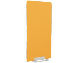 Cloison haute amovible - X-SPACE  - 80 cm - Mandarine - Panneaux de particules