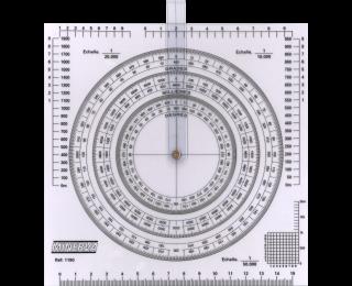 Rapporteur transparent - MINERVA - 360°