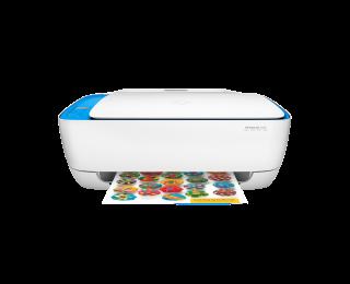 Imprimante multifonction DeskJet 3639 - HP - Jet d'encre 3 en 1 - Wifi direct