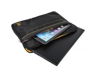 Lot de 5 housses pour tablette et ordinateur 13'' - EXACOMPTA - Noir - 17134E