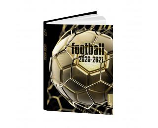 Agenda scolaire journalier 2019/2020 - BOUCHUT - 12,5 x 17,5 - Football
