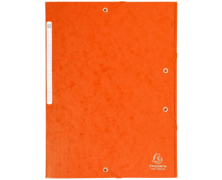 Chemise 24 x 32 cm - EXACOMPTA - Orange