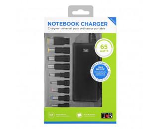 Chargeur Slim universel pour ordinateur - T'N'B - 65 W