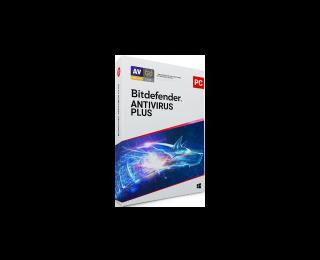 Logiciel antivirus plus - BITDEFENDER - 3 PC/Appareils - 2 ans