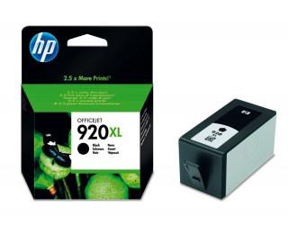 Cartouche d'encre HP 920XL (CD975A) - Noir