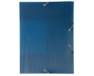 Chemise Linicolor 24 x 32 cm - EXACOMPTA - Bleu