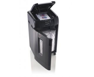 Destructeur de documents Auto+ 750X - REXEL - 750 feuilles - 115L