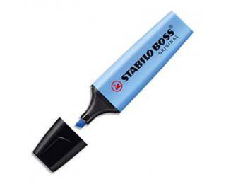 Surligneur Boss - STABILO - Bleu
