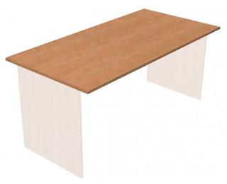 Plateau blanc ELEA, largeur : 80 cm