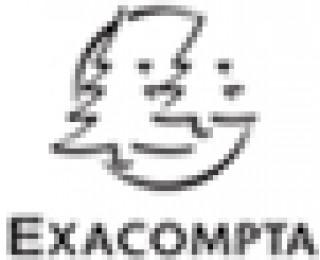 Boîte de classement - EXACOMPTA - Dos 20 mm - Coloris aléatoires