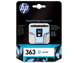 Cartouche d'encre HP 363 (C8774EE) - Cyan clair