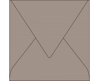 Lot de 20 enveloppes 165 x 165 - POLLEN - 120g - Gris acier